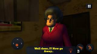 Scary Teacher 3D ~ LEVEL 5 COMPLETE! EPISODE 4 ~ Android, iOS Game