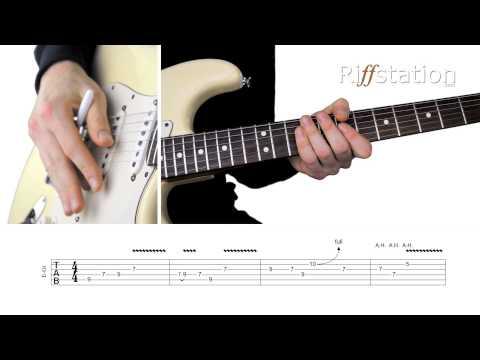 Jeff Beck Guitar Technique in 5 Minutes