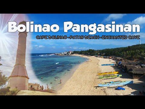 Bolinao Pangasinan - Patar Beach | Enchanted Cave