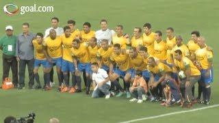 Maracana Stadium reopens
