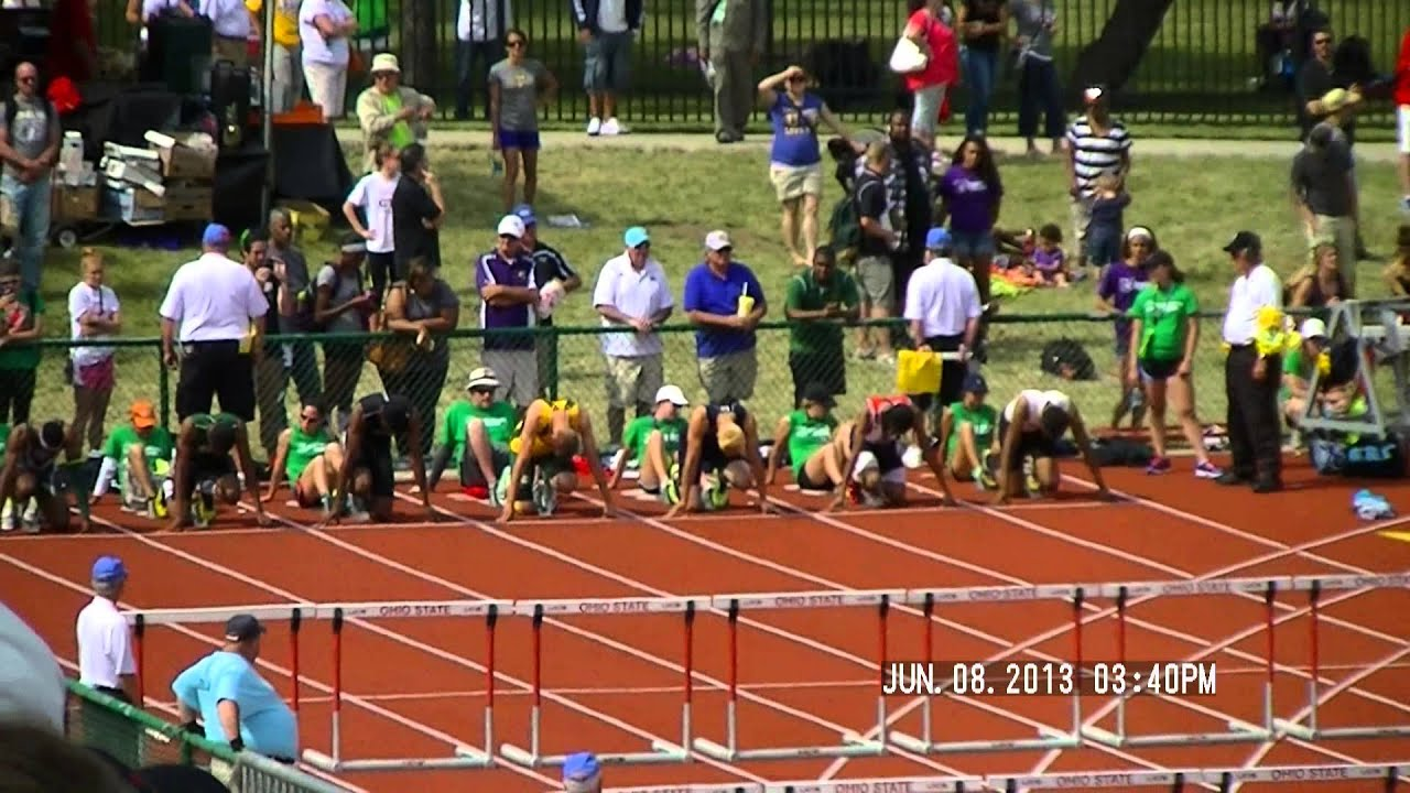 ohsaa state track meet 2013 live