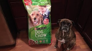 Purina Dog Chow Complete Review