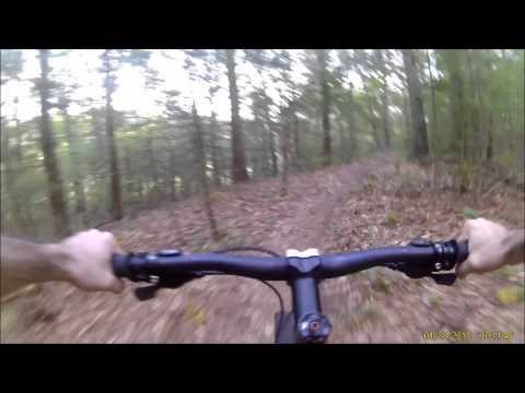 MTB Harold Parker, Skug River, Oak Trail, Massachusetts,  Single Track, Mountain Bike