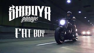 Shibuya Garage - Harley Davidson FAT BOY 2018