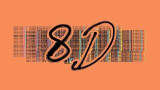 Kanye West - Famous   8D Immersive Audio 🎧
