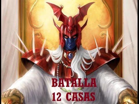 Los caballeros del zodiaco batalla 12 casas sala del - Casas del zodiaco ...