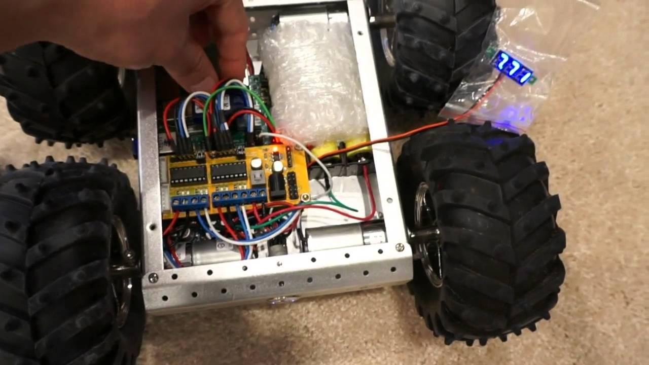 Raspberry Pi  Robot Car