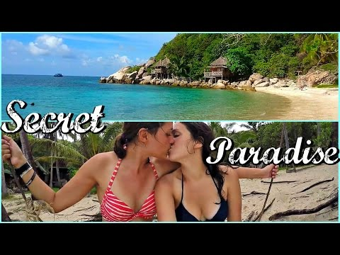 TRAVEL VLOG | THE HIDDEN BEACH OF KOH TAO, THAILAND - DAYS 177 - 178