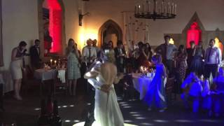 Alberto and Julia - the first dance