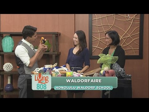 Waldorfaire: Earth & Arts Fundraiser Fair for Honolulu Waldorf School