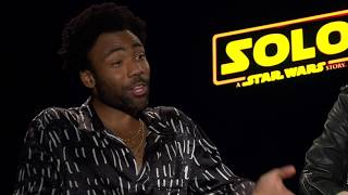Donald Glover on interracial dating.
