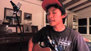 Apogee MIC Sounds - Free Fallin by John Mayer - Cover