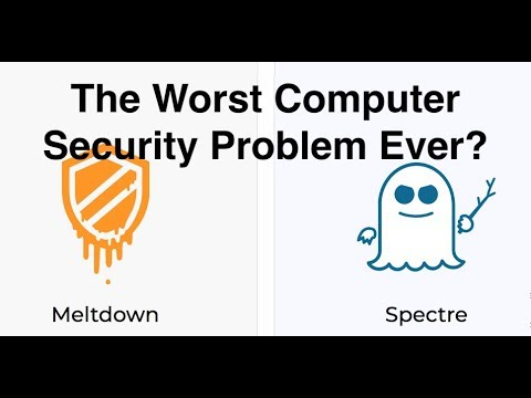Meltdown & Spectre - The Worst CPU Bug Ever?