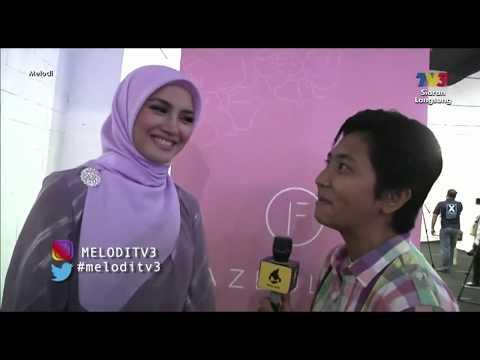 Melodi: Fazura persiapan menyambut Ramadan - dah ada isi ke belum?