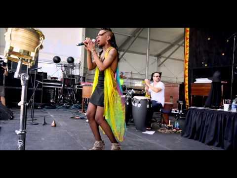 Cole Williams Band Jazzfest 2016