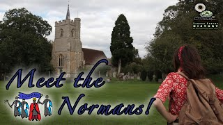 Meet the Normans - Ep3 The Watchman's Tower Time Travelling Adventure - Kids History - 16:9
