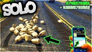 🔥SOLO SUPER GLITCH🔥 GTA 5 Online - SOLDI INFINITI 1.45! 10 MILIONI IN 30 MINUTI (SOLO GLITCH 1.45)