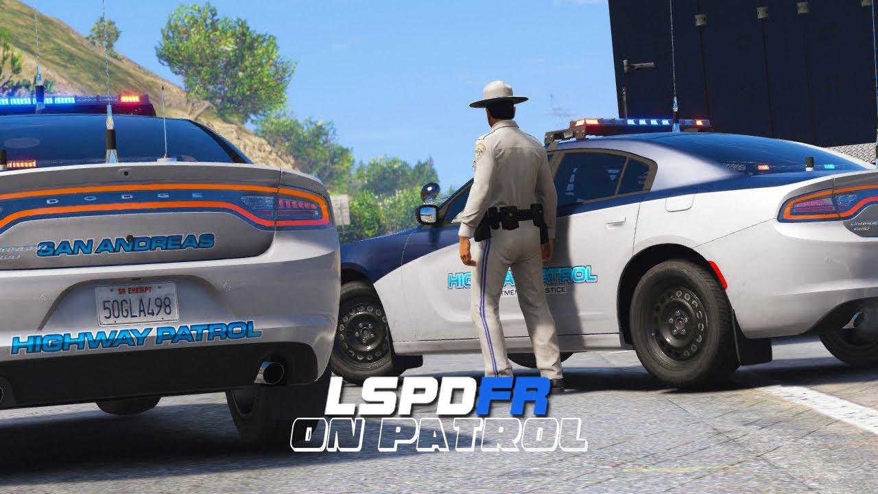 Back on the Highway (LSPDFR - 1171)