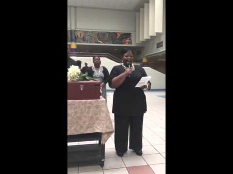 Tuskegee Institute Middle School faculty iPad and MacBook roll out