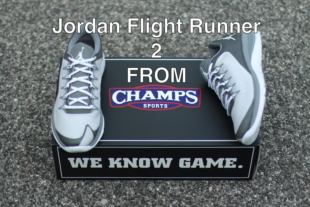 Jordan Flight Runner 2 from Champs Sports