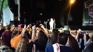 amp live 2014 ed sheeran