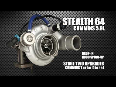 Cummins Turbo Diesel Mods - STAGE TWO
