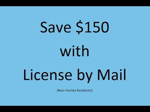 Florida Marriage License - Orlando Wedding Officiant