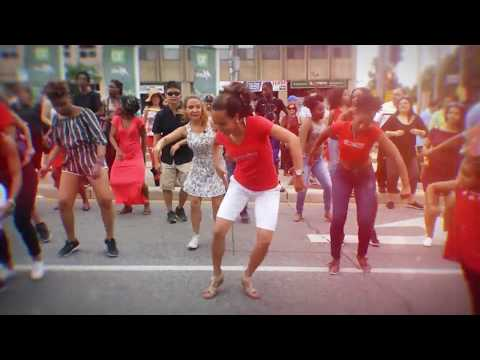 Salsa on St. Clair 2017 with AfroLatino Dance Co.