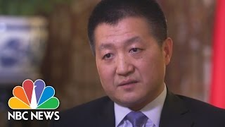 China Speaks About President Donald Trump, South China Sea, Trade (Full Interview)   NBC News
