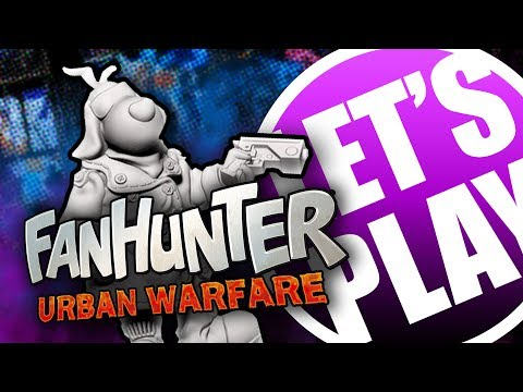 Let's Play: Fanhunter Urban Warfare with Devir Games