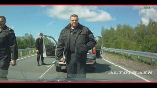 ДРАКИ. БЫДЛО. РАЗБОРКИ. на дороге || AutoTrash