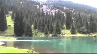 Путешествие в горы-  Ак Суу  Кыргызстан