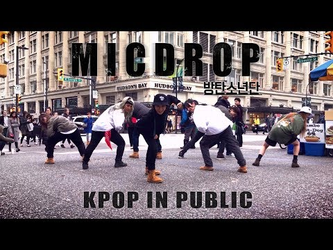 [KPOP IN PUBLIC - MIC DROP DANCE COVER] -- BTS -- 방탄소년단 [YOURS TRULY]