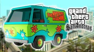Tutorial para instalar la máquina del misterio (Scooby Doo) en GTA SA (PC) por Vigilantes15
