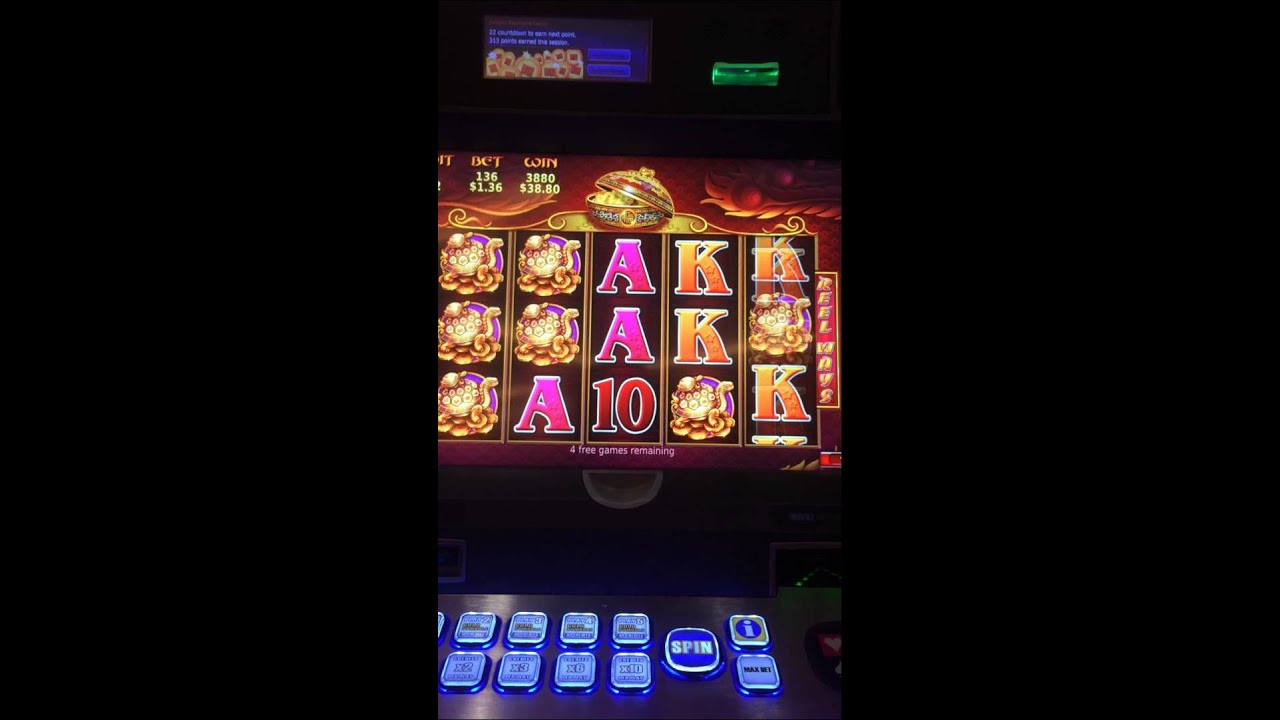 5 treasures slot machine max bets slot