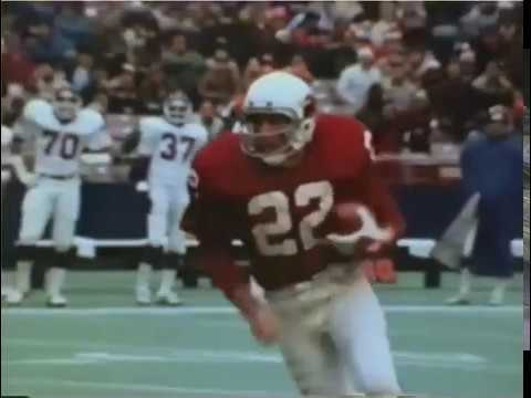 1982 New York Giants At St Louis Cardinals Highlights