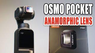 오즈모 포켓 아나모픽 렌즈 리뷰 (4K)
