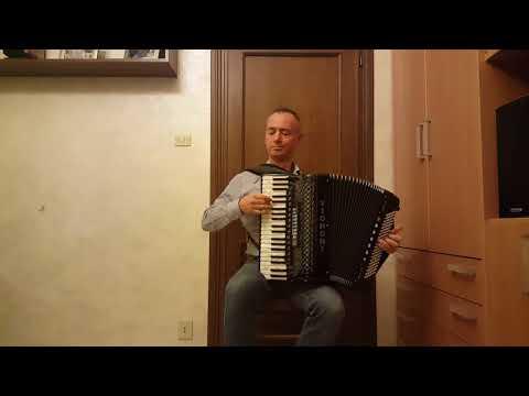 LE MOULIN DE LA GALETTE - valzer musette di Athos Bassissi (plays accordion Renato Siena)