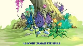 bande-annonce Schtroumpfs et Schtroumpfettes - T.1 La Forêt interdite
