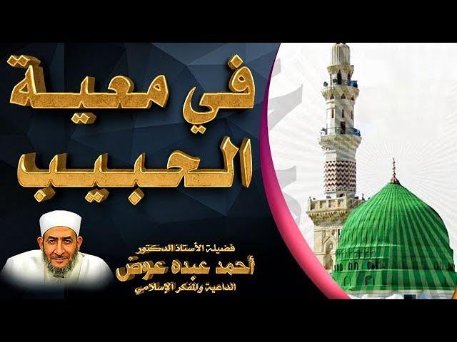 الهجرة إلى الإنابة مع الدكتور أحمد عبده عوض || في معية الحبيب