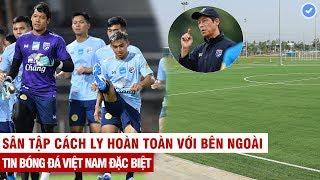 VN Sports (Đặc biệt) | Đột nhập sân tập Thái Lan thuê riêng ở Hà Nội -Mục đích bí mật hay chiêu trò?