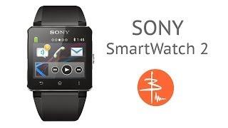 Sony SmartWatch 2 или Видеообзор японских умных часов