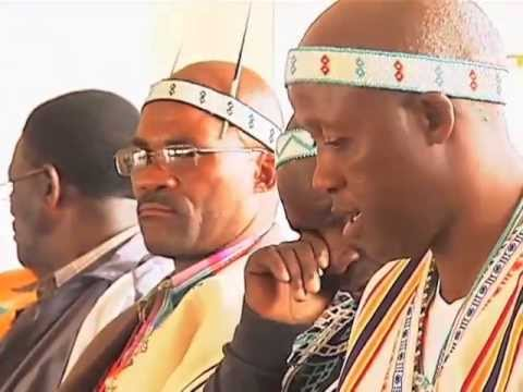 Tribal King removes Mandla from traditional post