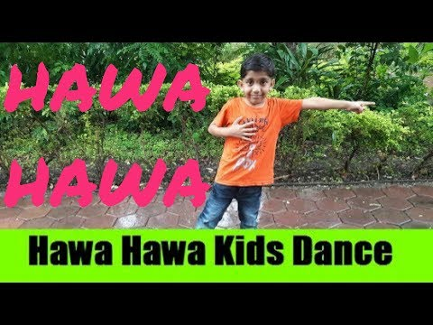 Hawa Hawa Kids Dance By Viranshu
