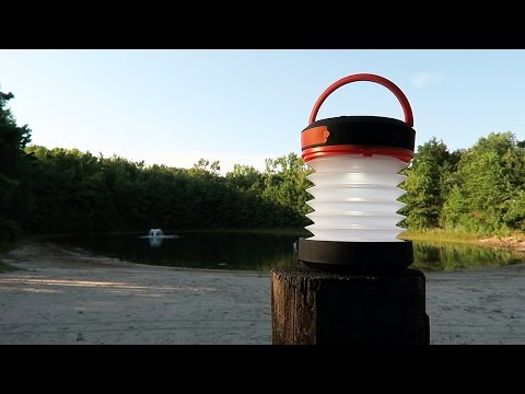 Review: Suaoki Solar Powered Lantern