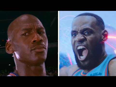 66 MAJOR Differences Between SPACE JAM (1996) and SPACE JAM: NEW LEGACY (2021)
