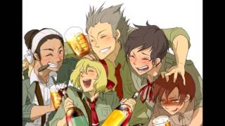 Hetalia - Why can't we be friends Free HD Video