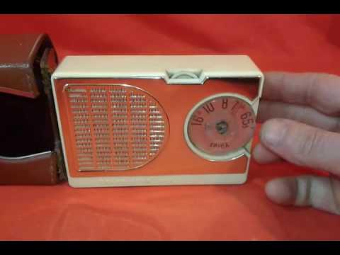 antigua radio spica japan