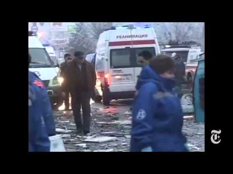 Aftermath of Volgograd Bus Bombing Today - Russia 2013 News178