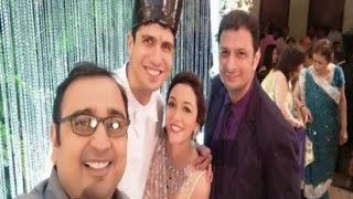 In Graphics: Popular TV actress Nauheed Cyrusi ties the knot with longtime beau